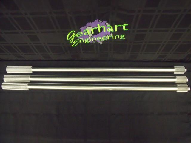 Planetary Axle Upgrades - Gearhart Engineering