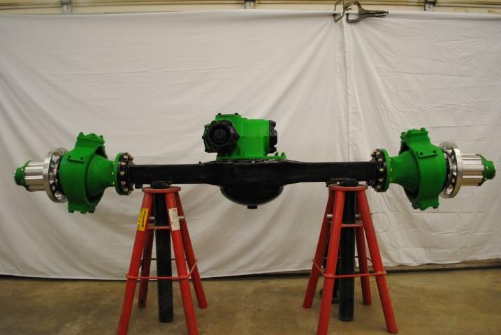 2 5 5 Ton Hybrid Axles
