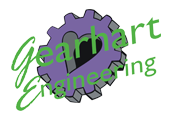 Gearhart Engineering Retina Logo